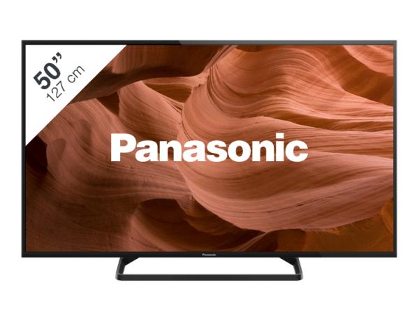 Alleen vandaag Panasonic TX-50AS500E LED-TV 50 inch (127 cm) voor €499 @ Bobshop