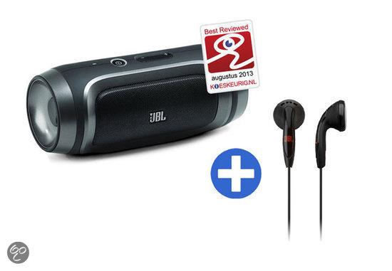 JBL Charge Stealth (Bluetooth-speaker) voor € 99,99 @ Bol.com / Media Markt