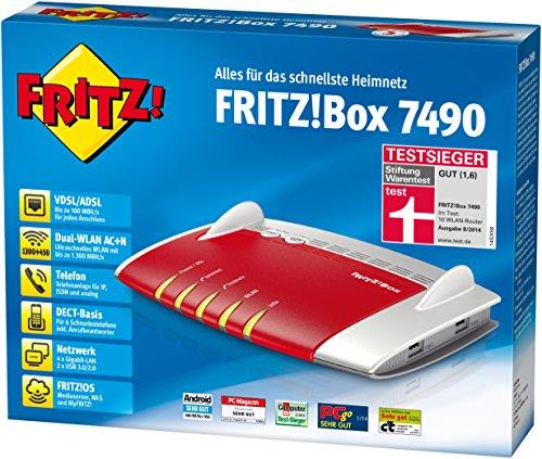 [Amazon.de Prime Day] AVM FRITZ!Box 7490 tijdelijk voor €166,50