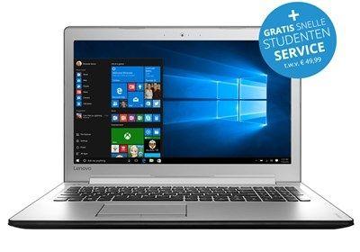Lenovo 510-15 met i7/8gb/256GB SSD/GT940 Van 949 voor 799 @ CampusShop.nl