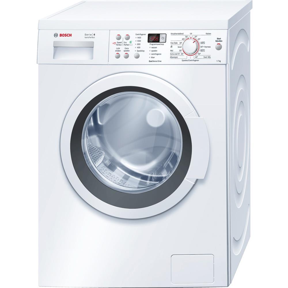 Bosch wasmachine (WAQ28363NL) voor €449 @ BCC