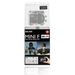 Nilox Mini F Wi-Fi Full HD Actioncam voor €20,99 @ Amazo.co.uk