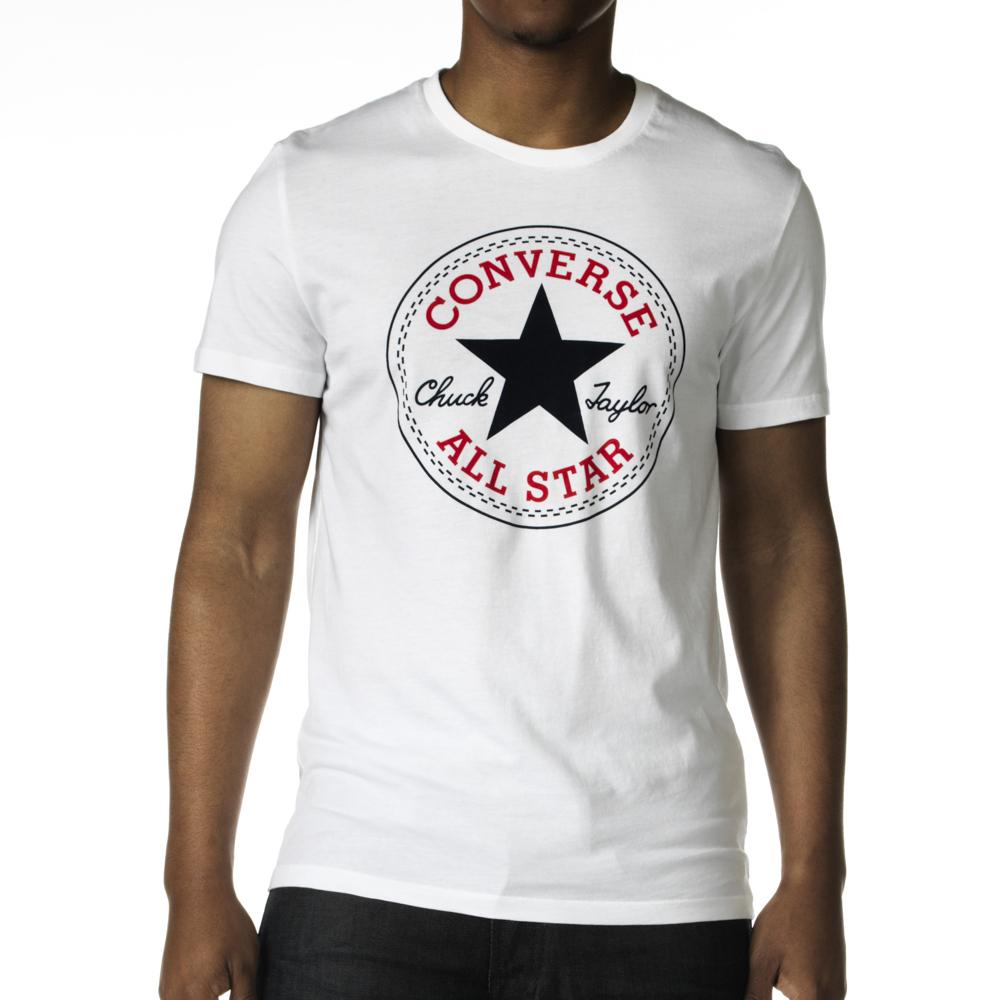 T-shirts (en longsleeve) voor €9,99 (incl. verzending) @ Converse