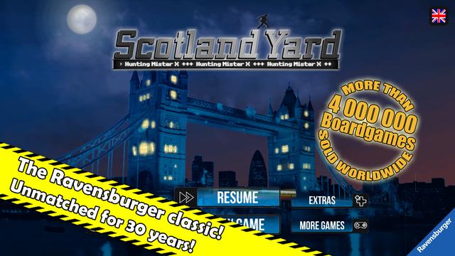 Scotland Yard van Ravensburger voor IOS tijdelijk 99 cent (normaal 4,99)