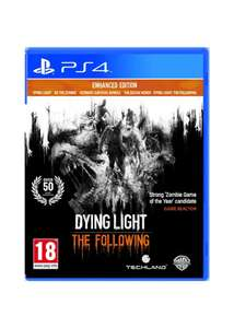 Dying Light: The Following - Enhanced Edition (PS4) voor €27,80 @ Base.com