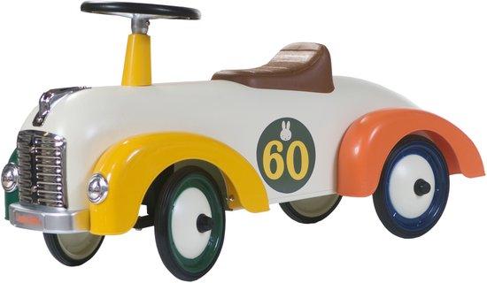 Retro Roller Speedster loopauto - Nijntje 60 Jaar voor €49,99 @ Bol.com