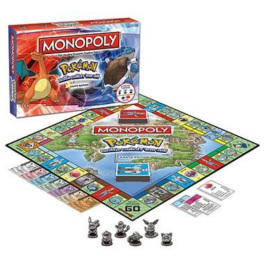Monopoly Pokémon Kanto edition €39,99 (elders va €49,99) @ Xenos