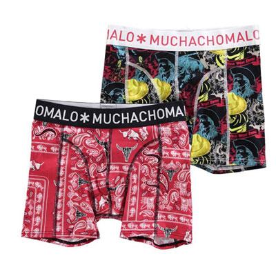 Muchachomalo ondergoed + loungewear tot -66% korting + GRATIS verzending @ Limango