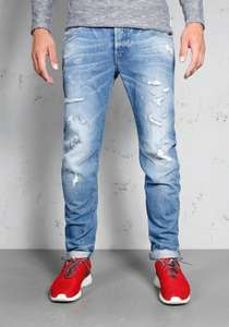 G-Star RAW Arc3d slim Scatter heren jeans nu €49,95 @ Score (was €149,95)