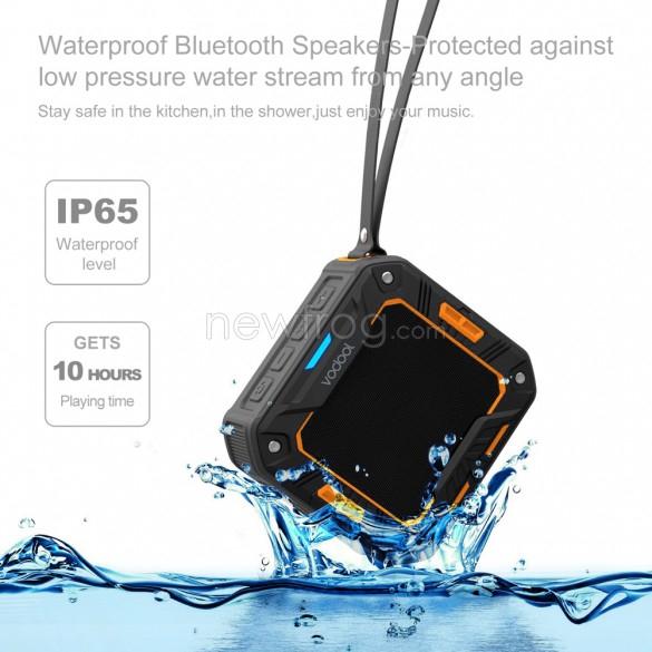 Vodool waterdichte bluetooth speaker voor €17,31 @ Newfrog