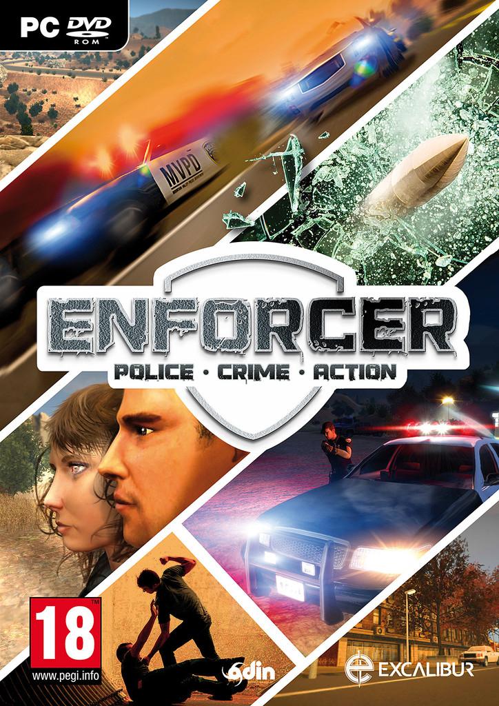 Gratis Steam key voor Enforcer: Police Crime Action t.w.v. €19,99 @ FAILMID