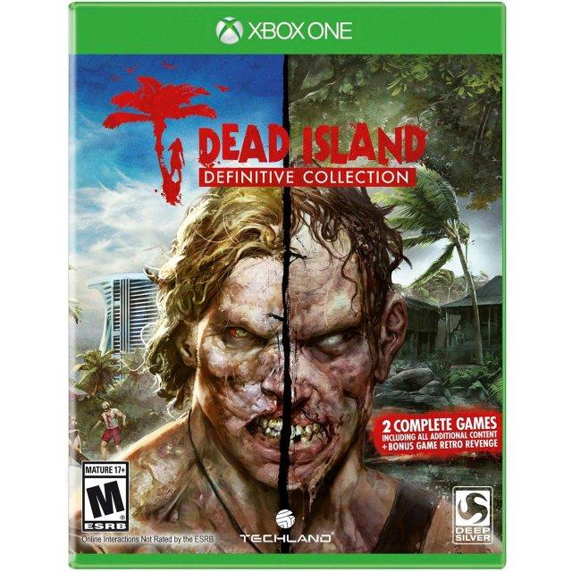 Dead Island: Definitive Collection (XboxOne) - Dagaanbieding play-asia