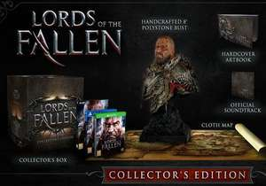 Lords Of The Fallen Collector Edition PS4 & Xbox One voor €119,98 @ Gamedumper