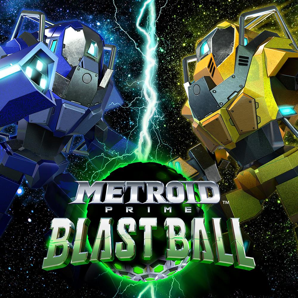 Metroid Prime: Blast Ball gratis te downloaden voor Nintendo 3DS