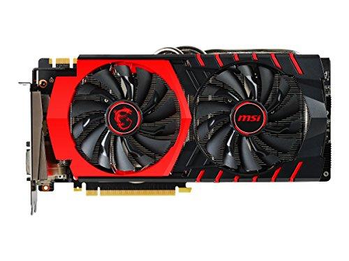 MSI grafische kaart NVIDIA GeForce GTX 980 Ti Gaming 6G - OC Edition voor 429,93 (inc. alles) @ amazon.fr