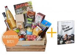 Jamie Magazine foodbox t.w.v. €80 voor €19,95 @ Jamie Oliver (+ €3,95 verzending)