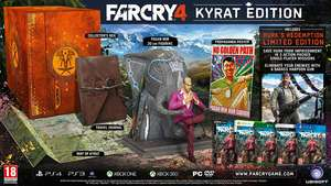 [UPDATE] FAR CRY 4 - Ultimate Kyrat Edition PS4 & Xbox one & Season Pass