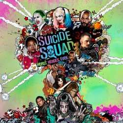 Gratis Suicide Squad Dynamisch Thema (PS3/PS4) @ PSN