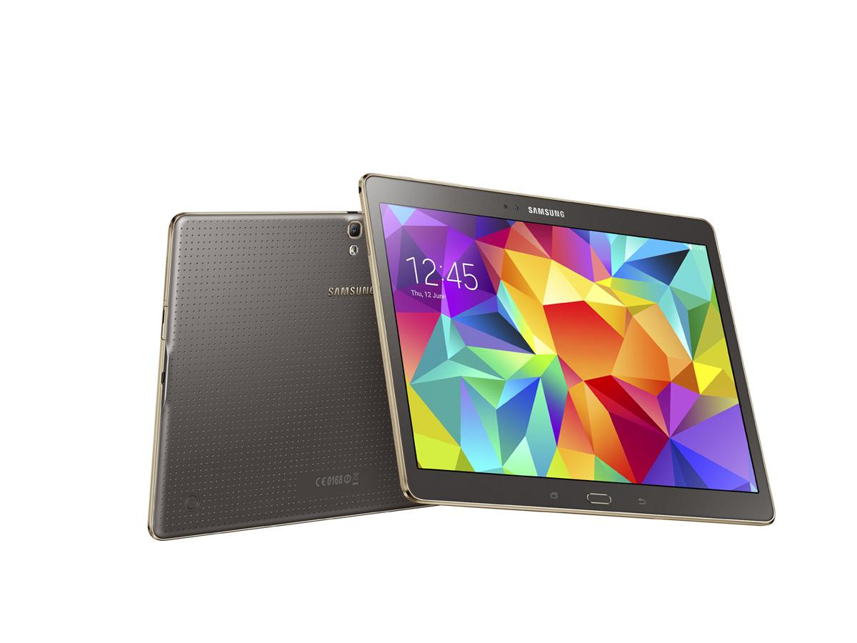 Samsung Galaxy Tab S 10.5 tablet voor €399 @ Media Markt (vanaf woensdag)