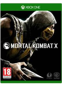 Mortal Kombat X (Xbox One) voor €15,13 @ Base