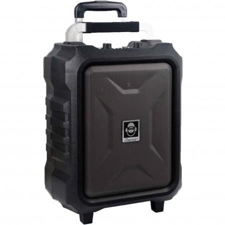 iDance Blue Tank BT-2 draagbare Bluetooth speaker voor €129 @ Bax-Shop