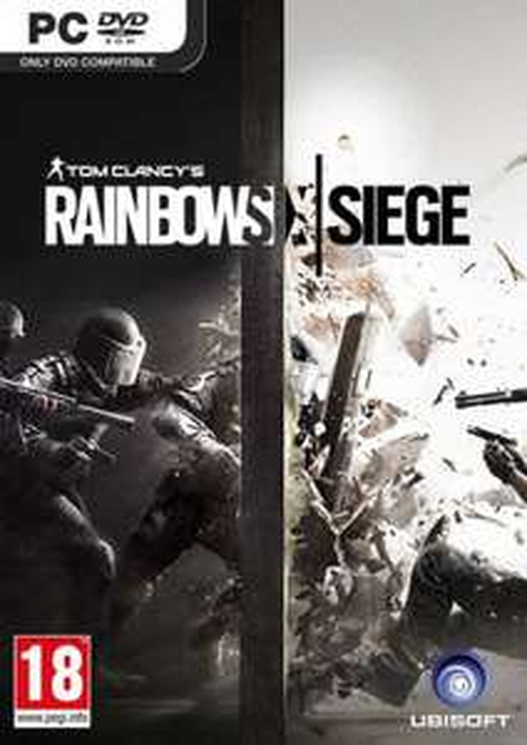 [PRIJSFOUT?] Tom Clancy's Rainbow Six Siege (uPlay) voor €8,86  @ Ubisoft
