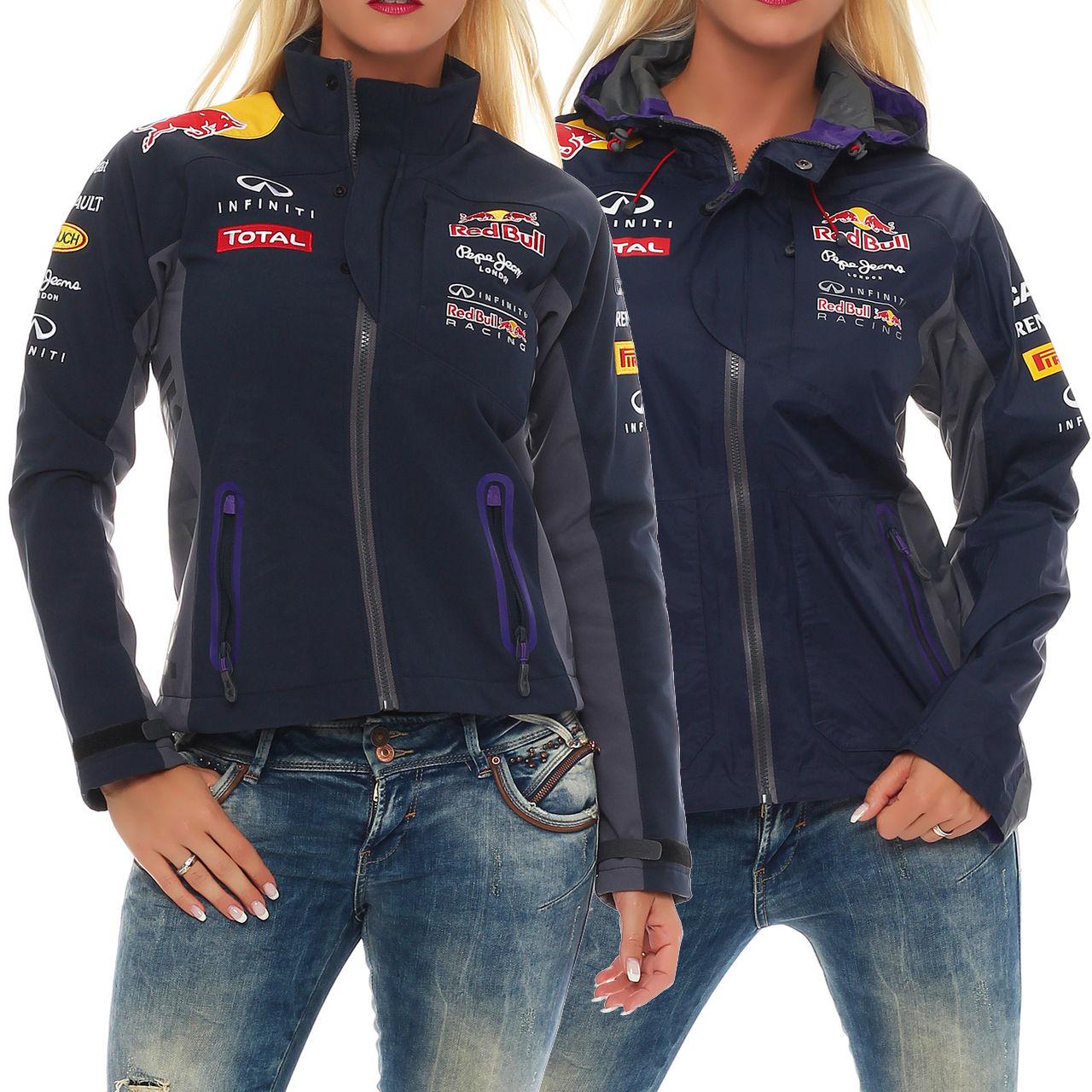 Red Bull Formule 1 dames(regen/softshell) jas van Pepe Jeans voor € 29.99 @ Ebay