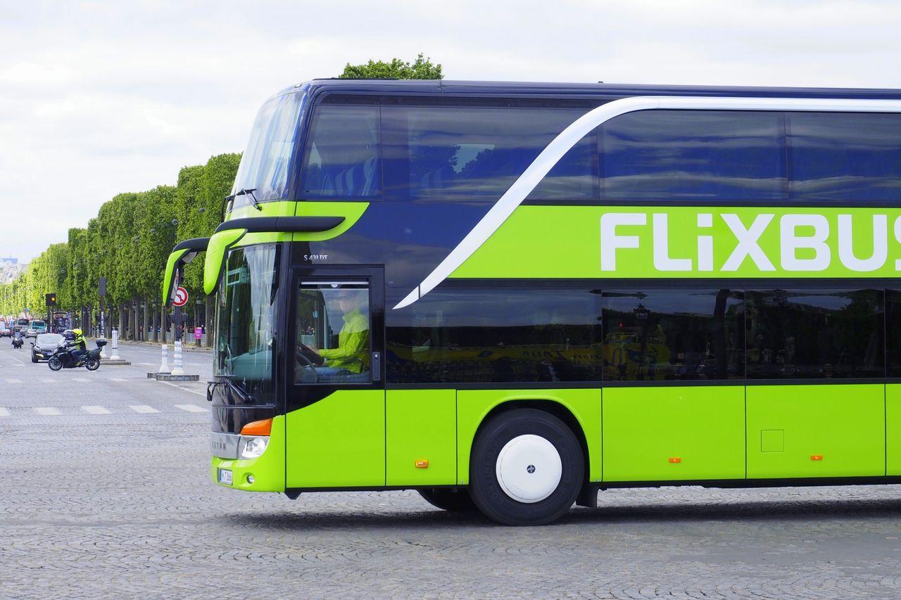 Enkele reis met Flixbus door heel Europa voor €14,90 @Groupon