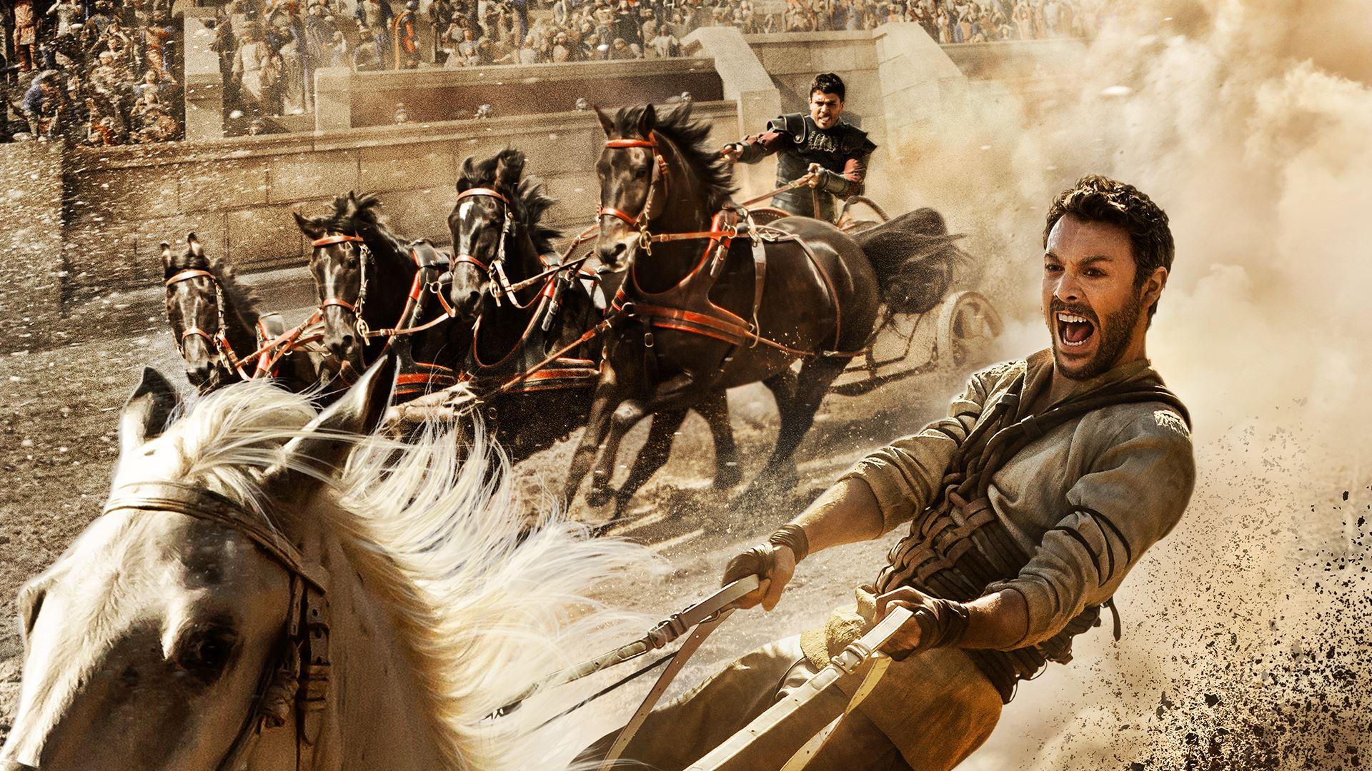 Gratis Game: Ben Hur (US Xbox Store)