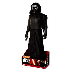 Star Wars The Force Awakens: Kylo Ren 80cm figuur € 29 @ John Lewis