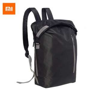 Xiaomi Water Resistant Nylon Sports Backpack (20L) voor €7,70 @ Everbuying