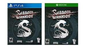 Shadow Warrior PS4 & Xbox One voor €26.67 @ Play-Asia