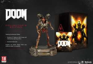 Doom Collector's Edition (PS4 & PC) €49,99 @ Nedgame
