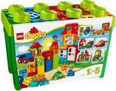 LEGO DUPLO Deluxe Bouwstenen Box voor €24,99 @ Bol.com