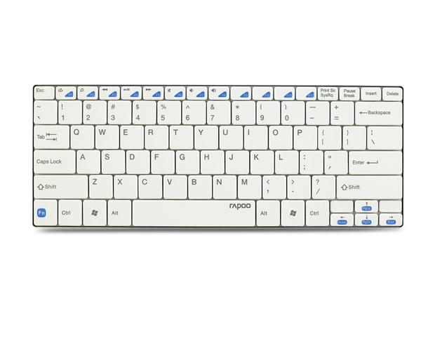 Rapoo E6100 Bluetooth Toetsenbord voor €19,95 @ Media Markt
