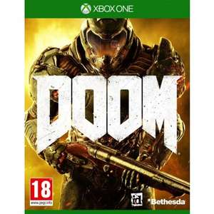 Doom (Xbox One/PS4) voor €25,52 @ The Game Collection