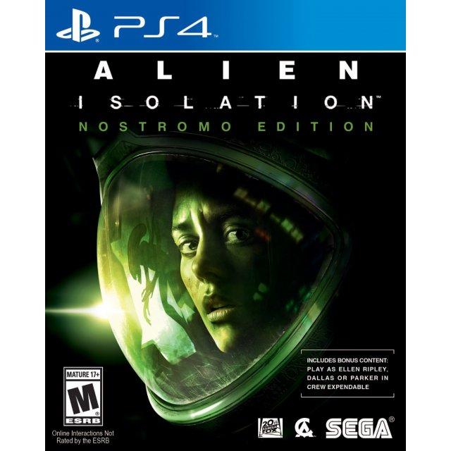 Alien: Isolation (Nostromo Edition) PS4 voor €37.68 @ Play-Asia