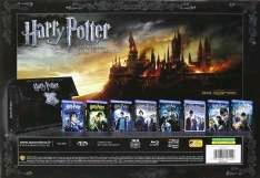 11 Blurays van Harry Potter € 38.57 @ Amazon.fr