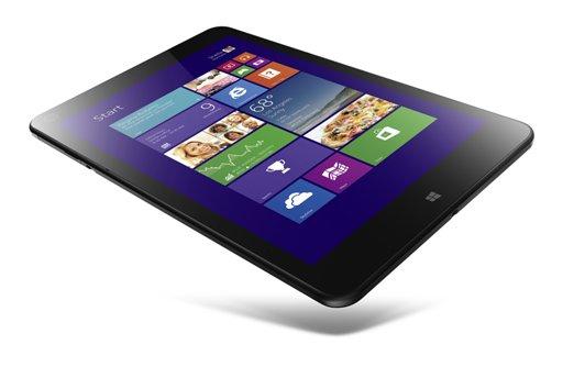 PRIJSFOUT (?): Lenovo Thinkpad 8 WiFi 64GB voor €212,99 @ Cyberport.de
