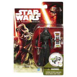 Star Wars: The Force Awakens actiefiguren € 2,99 @ Kaufland