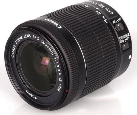 Canon EF-M 18-55mm f/3.5-5.6 IS STM (bulkobjectief) - €114 bij Camernu.nl