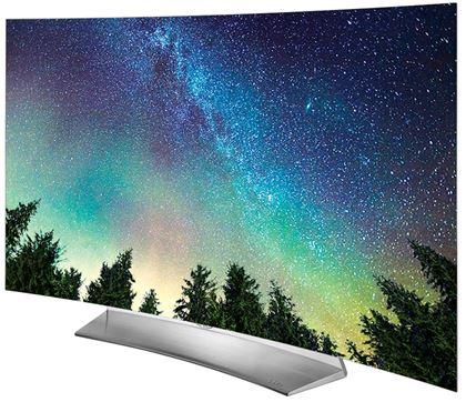 """LG OLED55C6V 55"""" OLED Curved Smart TV met 3D voor €2799 @ Plasma-discounter"""