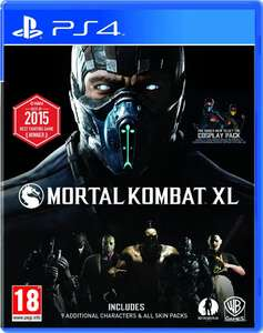 Mortal Kombat XL (PS4) voor €23,79 @ Zavvi
