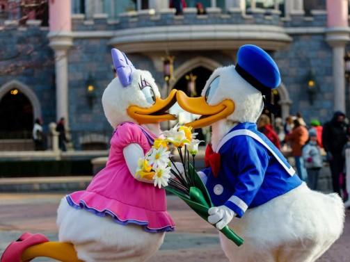 Dagje Disneyland + Parijs incl. vervoer voor €59,95 @ Actievandedag