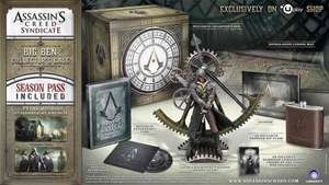 Dag Aanbieding : Assassin's Creed Syndicate Big Ben Collector's Case Met 100 Uplay Points 59,99 @Uplayshop