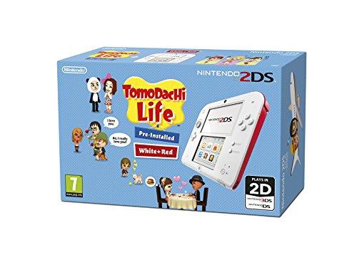 Nintendo 2DS + Tomodachi Life voor €85,79 @ Amazon.co.uk