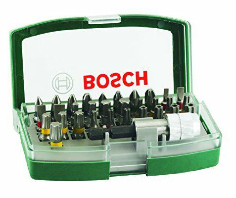 [UPDATE] Bosch bitset 32 delig € 8.10 @ Amazon.de