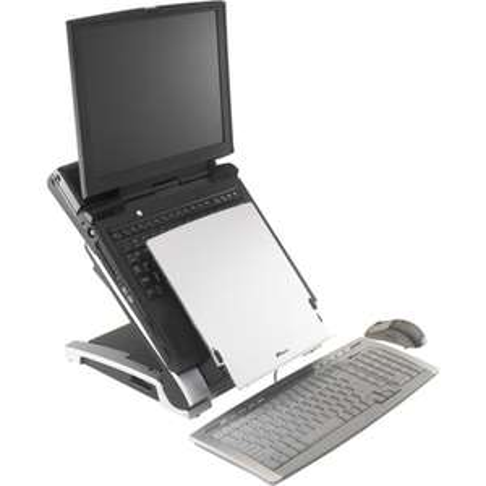 Targus Ergo D-Pro Notebook Stand voor €39,50 @ Bol.com Plaza