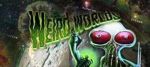 Gratis game Weird Worlds (Steam) t.w.v. €9,99