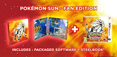 Pokemon Sun en Moon Fan Edition ~€47 incl.verzendkosten @ Amazon.co.uk